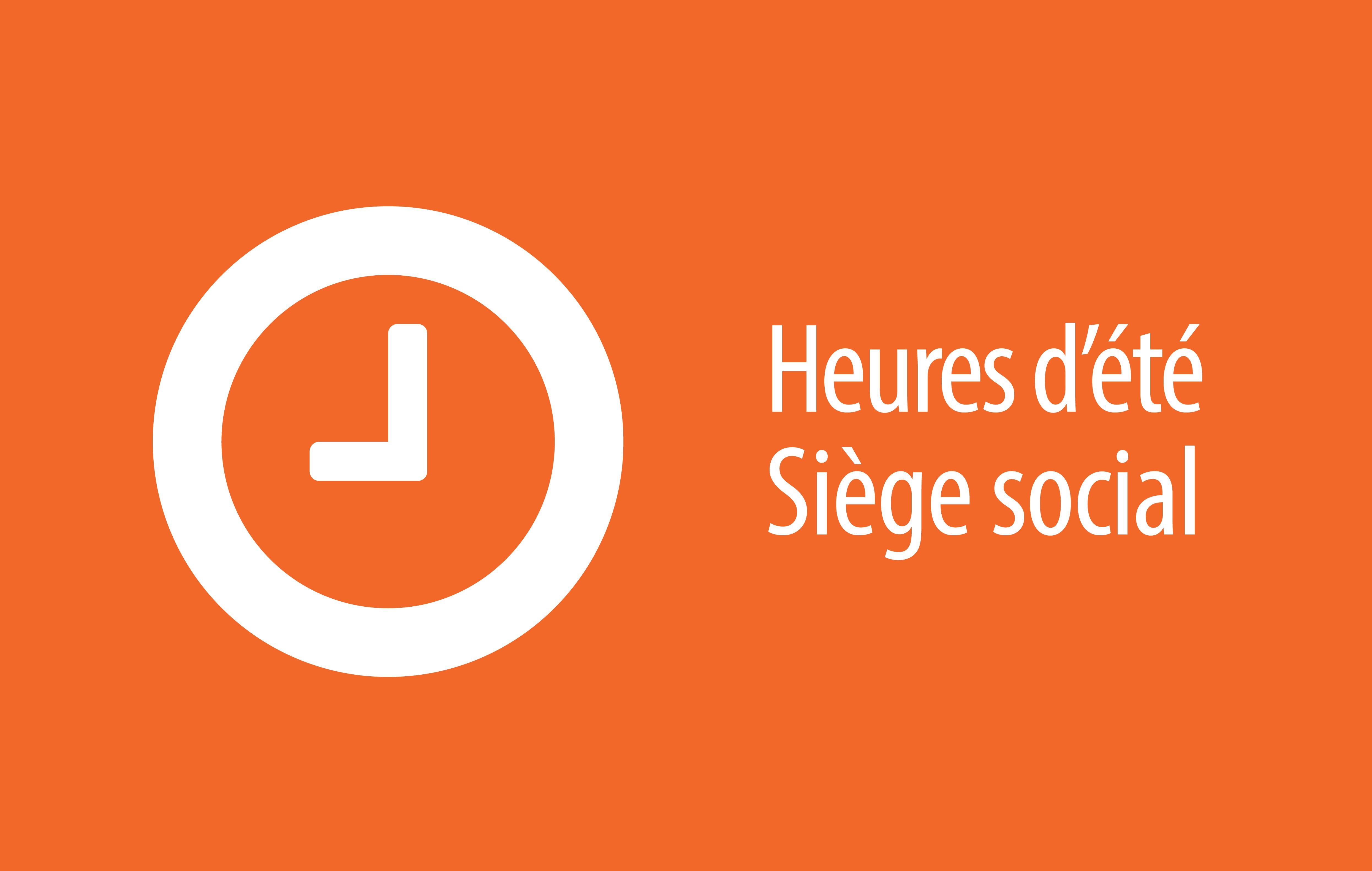 Avis modification des heures d 39 ouverture du si ge social - Lapeyre heure d ouverture ...